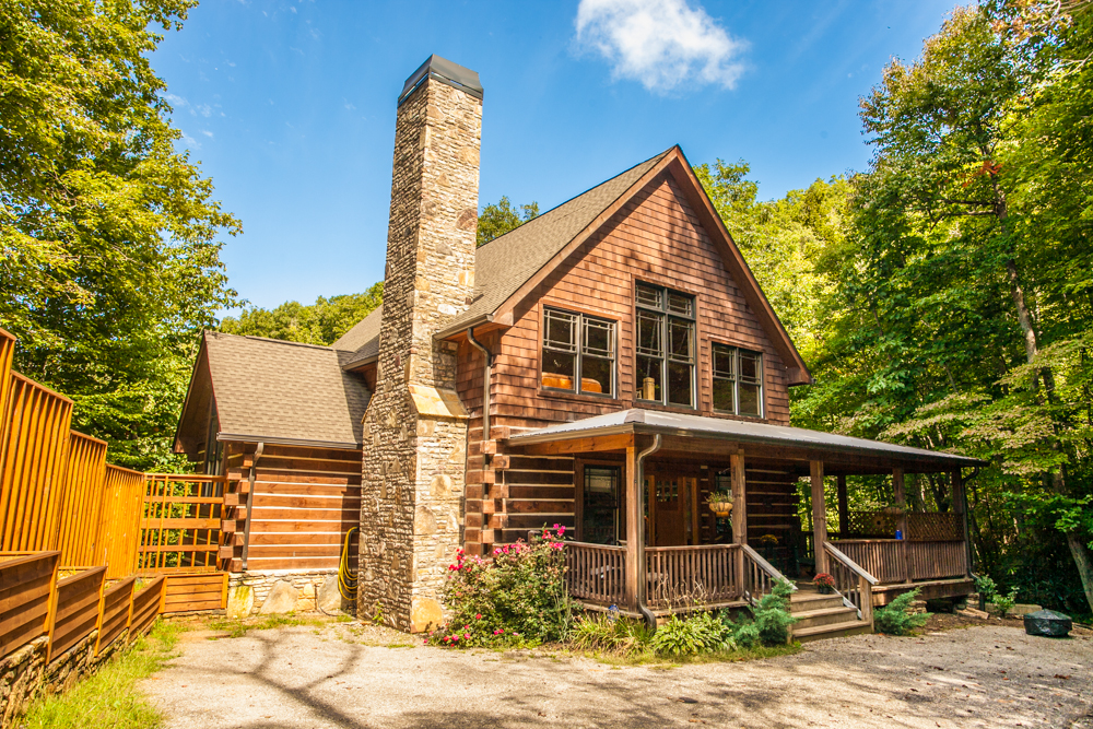 wildflower cabin rentals - Great Smoky Mountains